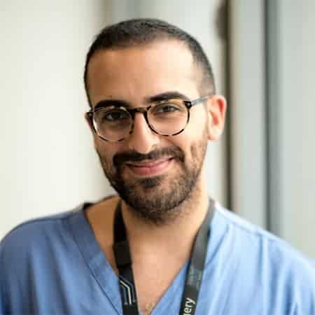 Dr. Alex Alamri