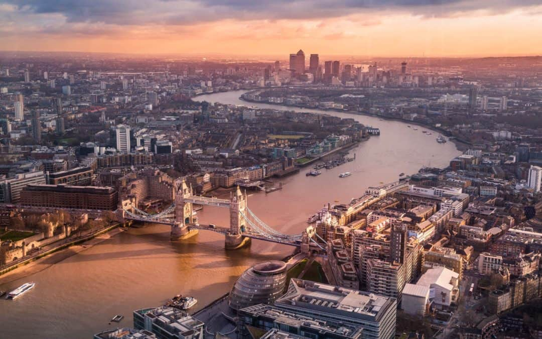 3DHEALS Community Event: Discovering London 🗓 🗺