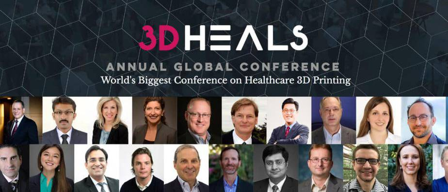 Join World's Best Healthcare 3D Printing and Bio-printing Conference