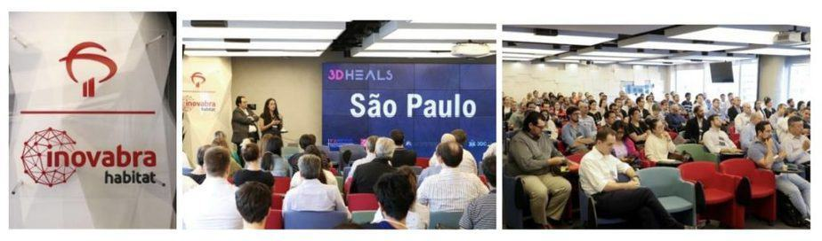 3DHeals Brazil: Healthcare 3D Printing Next Generation!