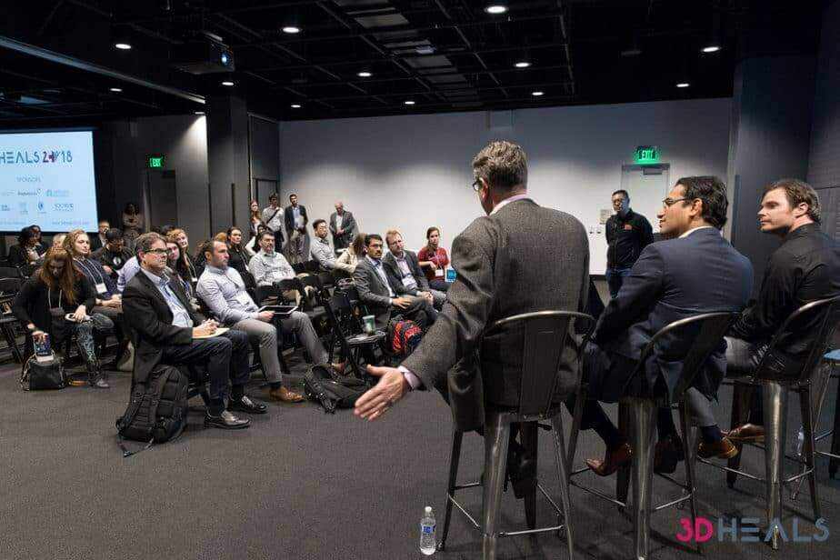 3DHEALS Los Angeles: Discovering Healthcare 3D Printing - 3DHeals