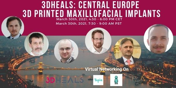 3DHEALS Central Europe