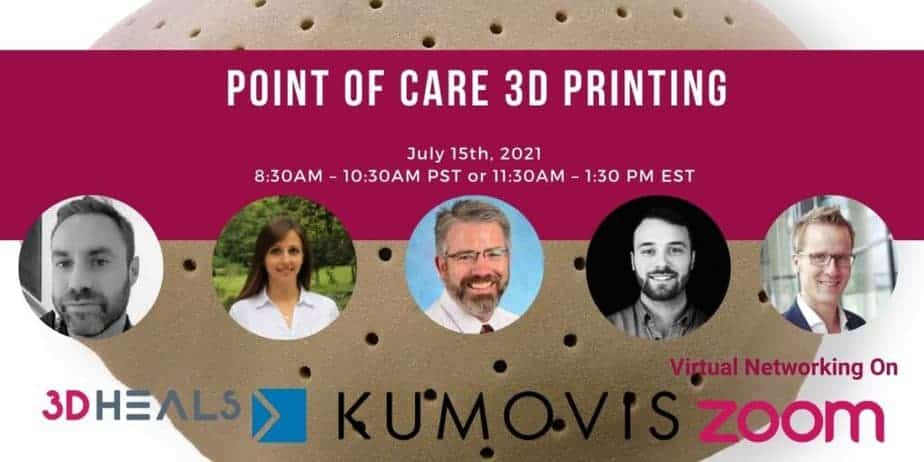 Point of Care 3D Printing July 15
