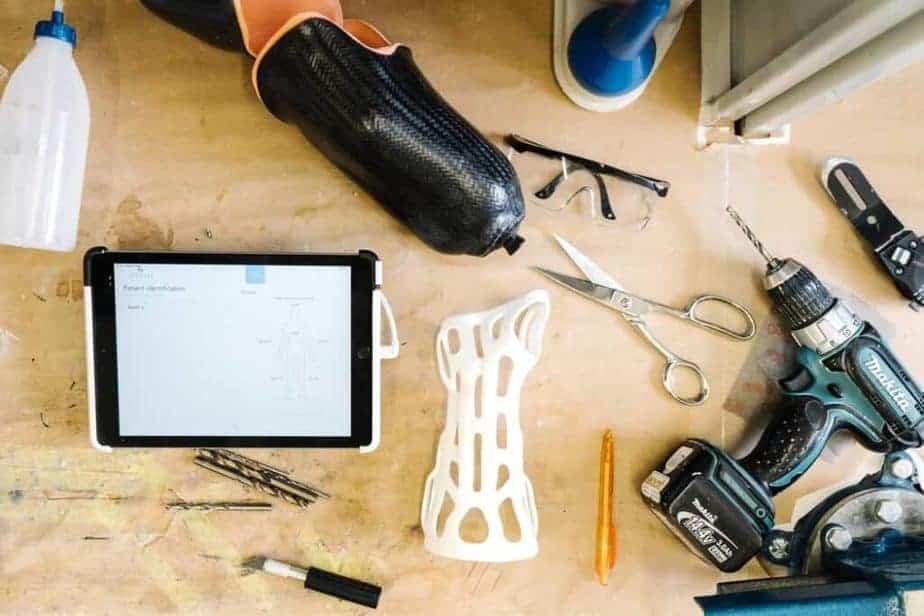 3D Printing Custom-Fit Orthotics